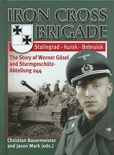 The Iron Cross Brigade - Stalingrad, Kursk, Bobruisk: The Story of Werner Gosel