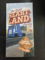 Dice Hate Me Boardgame Great Heart Land Hauling Co., The Box SW