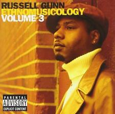 Ethnomusicology, Vol. 3 Russell Gunn -  Brand New & Sealed- Fast Ship!  CD/BB-22