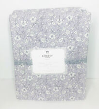 Pottery Barn Teen Liberty London Organic Edgars Garden Sheet Set Full #7719