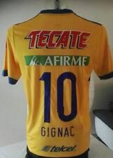 Maillot jersey foot porté GIGNAC ancien de Marseille avec les Tigres officiel