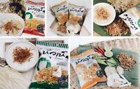 Crispy oyster enoki mushroom spicy original flavor protein fiber snack 25-30 g.