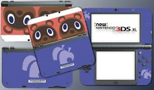 Animal Crossing Tom Nook Special Edition Shell Skin Game New Nintendo 3DS XL