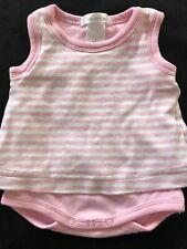 Beanstork Organic Cotton Knit Bubble Pink - Newborn