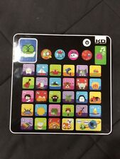Kidz Delight Smooth Touch Alphabet Tablet Children Learning Toy!