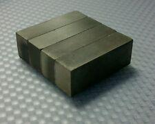 Neodymium Block Magnet. Super Strong Rare Earth N52 grade 1.25