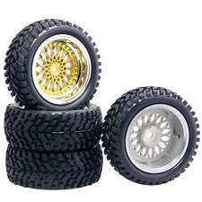 RC 1:10 On-Road Rally Car HSP 2082-7004 Wheel Offset:6mm&Rally Rubber Tires