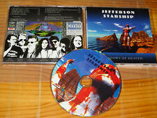 JEFFERSON STARSHIP - WINDOWS OF HEAVEN / ALBUM-CD 1998 (MINT-)