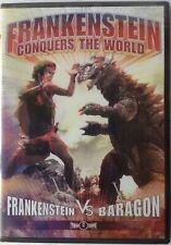 Frankenstein Conquers the World (DVD, 2007) 2 DVD / Region 1