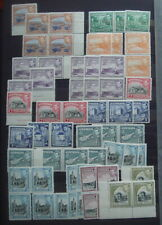 Cyprus 1938-51 KGVI MNH mint accumulation Between Sg151-160(£100+)