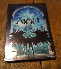 Aion (PC, 2009) PC Game - 2 Disc - Tin Case