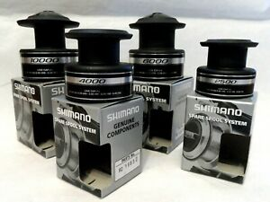 Shimano Baitrunner Spare Spools - Choose ST 2500FB / 4000FB / 6000RB /10000 RB