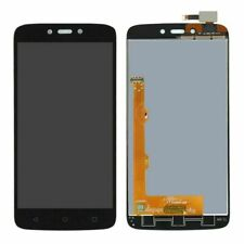 New LCD Screen Motorola Moto C Plus Replacement Touch Screen Assembly BLACK