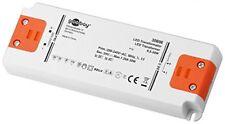 Goobay Transformateur pour LED W Charge totale 24 Volt