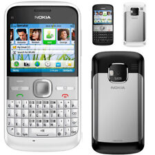 Original Nokia E Series E5 E5-00 5MP 3G Unlocked Smartphone Camera Bluetooth MP3