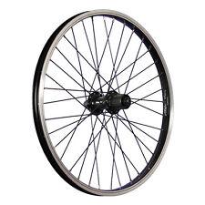 Taylor Wheels 20 pouces roue arrière vélo cassette 7-10 vit. attache rapide noir