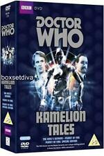 DOCTOR WHO KAMELION TALES COLLECTION BRAND NEW