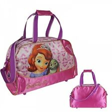 Sporttasche Sportbeutel Reisetasche Freizeit Kinder Tasche Disney Princess Sofia
