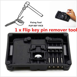 1Set Car Folding Remotes Quick Remover/Installation Tool Key Fixing Flip Removal