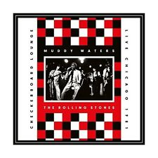 CD MUDDY WATERS & THE ROLLING STONES LIVE AT THE CHECKERBOARD LOUNGE 5034504