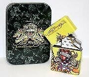Ed Hardy Tattoo Lighter Yellow - Cigarette Lighters