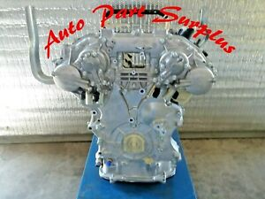 New genuine Infiniti Q70, M35H Hybrid long block engine 3.5L 6 cylinder VQ35HR