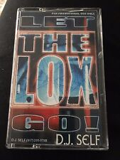 DJ Self Let the Lox Go CLASSIC D-Block NYC Mixtape Cassette Jadakiss Styles P