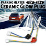 Air Diesel Heater Ceramic Glow Plug 12/24V For Car Truck  Parking Heater Tool