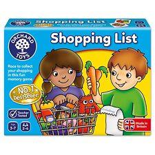 Orchard Shopping List Spiel