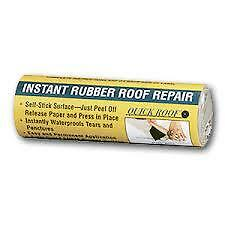"American Motorhome RV Rubber Roof Repair, 6"" x 24"" Roll  RQR624"
