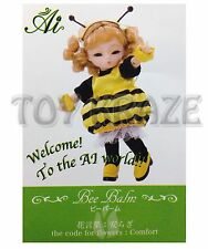 JUN PLANNING AI BALL JOINTED DOLL BEE BALM Q-723 FASHION PULLIP GROOVE INC BJD