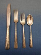 Candlelight by Towle Sterling Silver Flatware Regular Size Place Setting(s) 4pc
