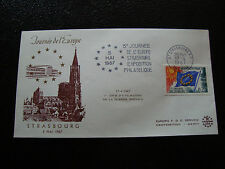 FRANCE - enveloppe 17/4/1967 yt service n° 29 (cy19) french