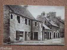 R&L Postcard, Fair Maid's House, Perth, Scotland, A Scott