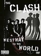 The Clash: Westway to the World (DVD, 2002, Digitally Mastered Directors Cut)