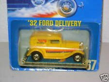 HOT WHEEL `32 FORD DELIVERY COL. #67 1989 MOC