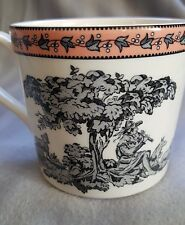 Spode LOMBARDY Tea Coffee Cup s3673-z Retired HTF Excellent Condition Sheep Dogs