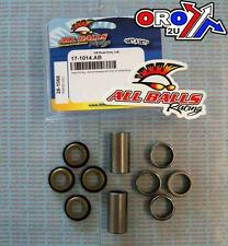 Kawasaki KX125 KX250 KX 125 250 1992 1993 All Balls Swingarm Bearing & Seal Kit