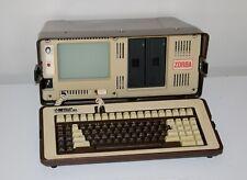 Zorba GC-200 Computer with Keyboard 1984 Modular Micros Inc Excellent Conditon