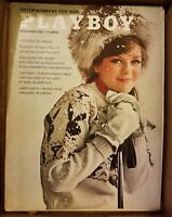 Playboy  November 1963 * Good Condition * Free Shipping USA