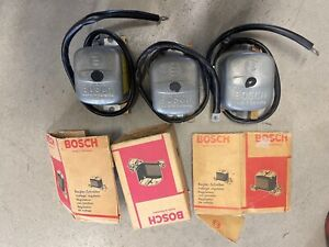 Bosch Generator Regler Gleichstromregler 0190350065 6 Volt VA 7V 50A  neu NOS