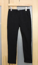 NWT Appaman Girls' Pipe Pant in Black ~ Size 10