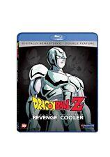 Dragon Ball Z Dragonball Double Feature Cooler's Revenge/Return of Cooler NEW!!!