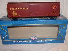 Lionel 6-83352 The Polar Express USRA Double Sheath Box Car O 027 MIB New 2016