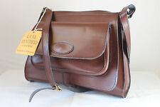 Leather Satchel 1970s Vintage Bags, Handbags & Cases