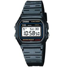 Original Casio W-59 Alarm Chronograph Classic Digital Retro Watch 50 Metres