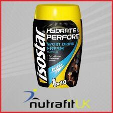 Isostar Hydrate&perform Isotonic Sport Energy Drink Powder 2x400g Bottle 800gr (2 X 400gr Bottle) None