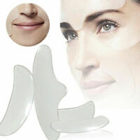 5 PCS Anti Wrinkle Anti Aging for Eyes Face Reusable Face Lifting Silicone Pad