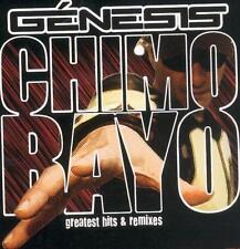 """CHIMO BAYO """" GENESIS """" CD + DVD"""