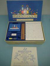Vintage Tomy games Questillo game